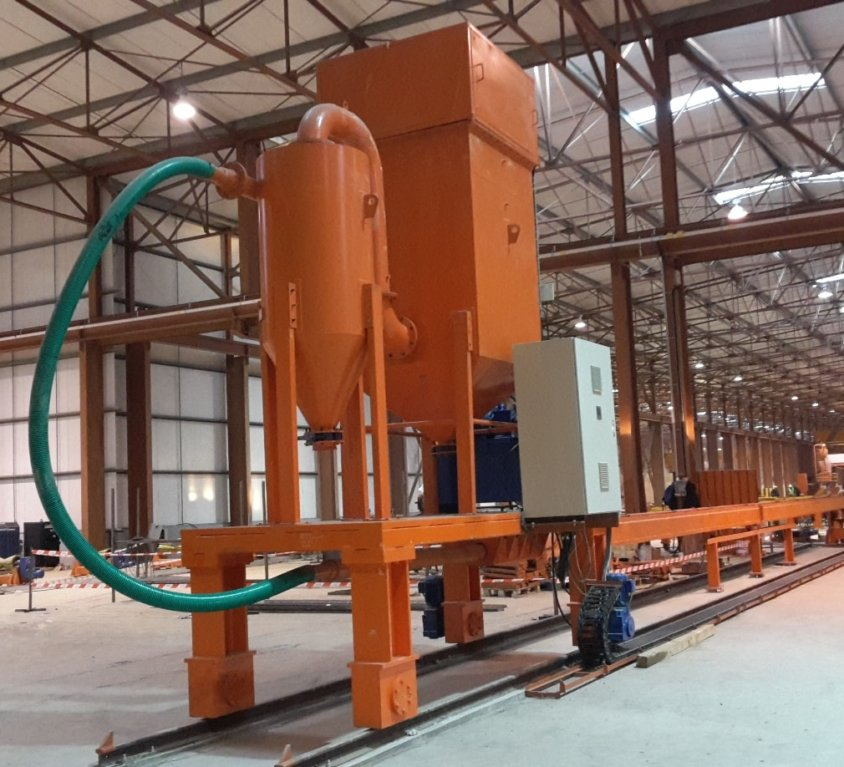 Pipe Cleaning Machine