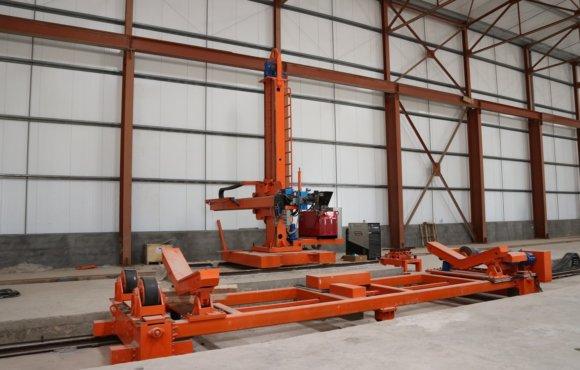 Skelp Welding Machine